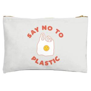 Say No To Plastic Zipped Pouch