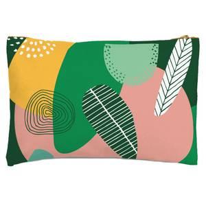 Earth Garden Zipped Pouch