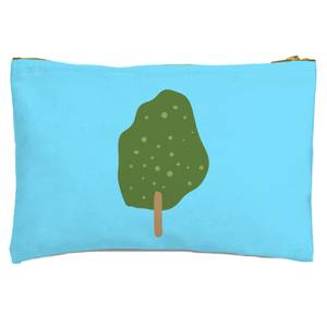 Tree Zipped Pouch