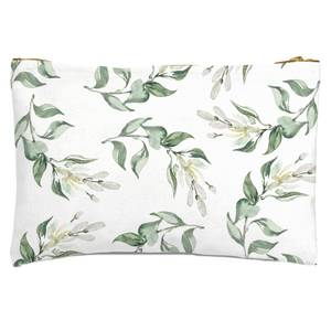 Leaves Zipped Pouch