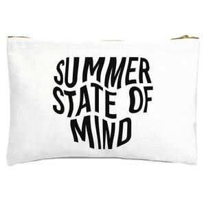 Summer State Of Mind Zipped Pouch