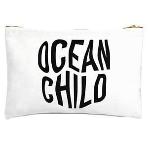 Ocean Child Zipped Pouch