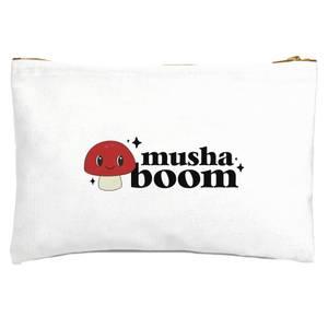 Mushaboom Zipped Pouch