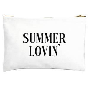 Summer Lovin' Zipped Pouch