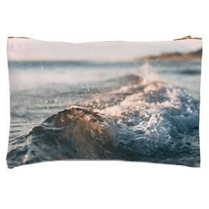 Crashing Wave Zipped Pouch