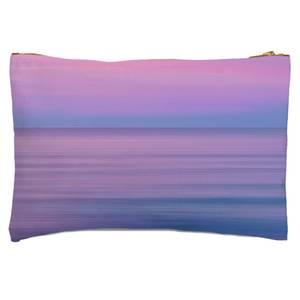 Sunset Purple Tones Zipped Pouch