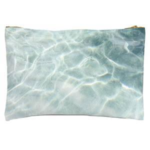 Sea Water Zipped Pouch