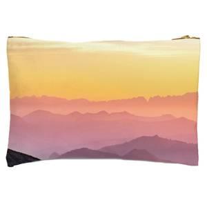 Rainbow Horizon Zipped Pouch
