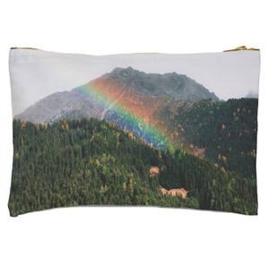 Meadow Rainbow Zipped Pouch