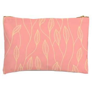 Vines Zipped Pouch