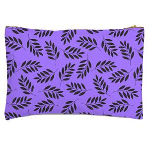 Branches Zipped Pouch