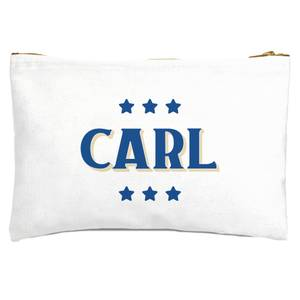 Carl Zipped Pouch