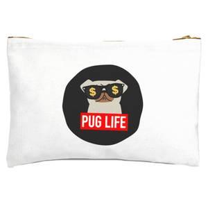 Pug Life Zipped Pouch