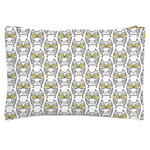 Shocked Owl Zipped Pouch