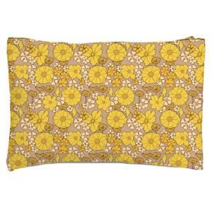 60s Wallpaper Zipped Pouch