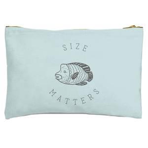 Size Matters Zipped Pouch