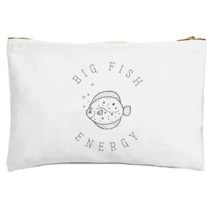 Big Fish Energy Zipped Pouch