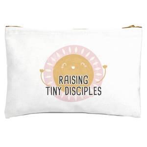Raising Tiny Disciples Zipped Pouch