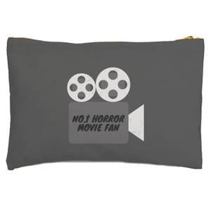 No.1 Horror Movie Fan Zipped Pouch