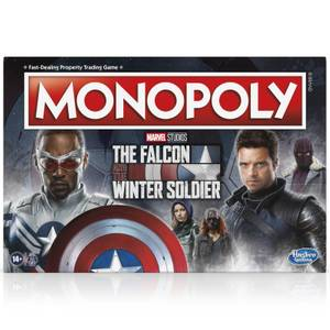 Monopoly Board Game - The Falcon and the Winter Soldier Edition