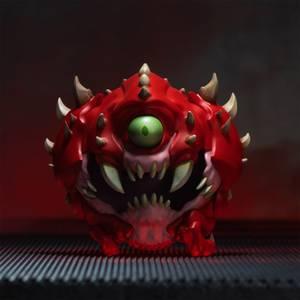 Numskull Designs Doom Cacodemon 5 Inch Figure