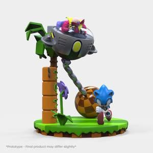 Numskull Sega Sonic the Hedgehog 30th Anniversary Statue