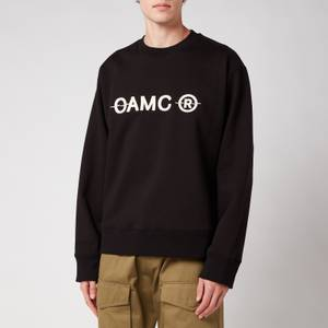OAMC Men's Tilt Sweatshirt - Black