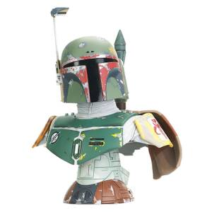 Diamond Select Star Wars Legends In 3D 1:2 Scale Bust - Boba Fett (The Empire Strikes Back Version)
