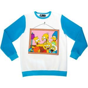 Cakeworthy x The Simpsons - Retro Crewneck Sweater