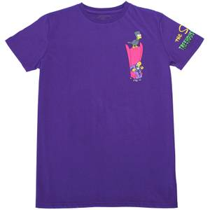 Cakeworthy x The Simpsons - Treehouse Of Horror The Raven T-Shirt