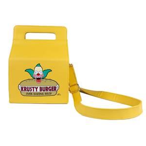 Cakeworthy x The Simpsons -  Krusty Burger Kids Meal Bag