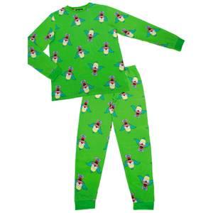 Cakeworthy x The Simpsons -  Bart's Krusty The Clown Pyjama Set