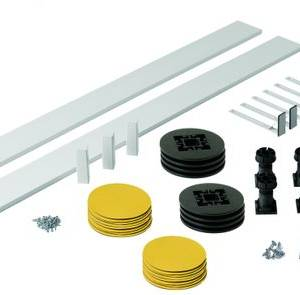 Panel Kit for Emerge Square & Rectangular Trays up to 1200mm
