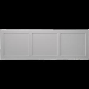 Savoy Bath Side Panel 1700mm - Gun Metal Grey