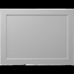 Savoy Bath End Panel 750mm - Gun Metal Grey