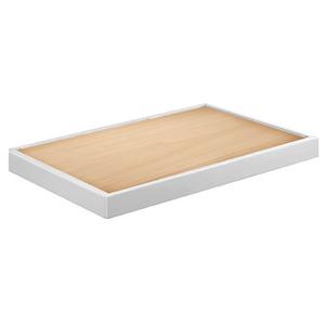 Everstone Frame & Panel for Rectangular Shower Tray 1000 x 800mm