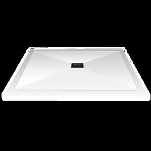 Everstone Rectangular Shower Tray 1000 x 800mm