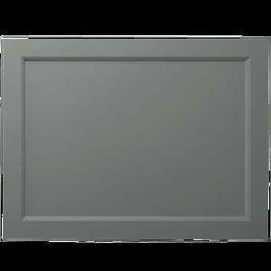 Savoy Bath End Panel 750mm - Charcoal Grey