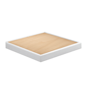 Everstone Frame & Panel for Square Shower Tray 800 x 800mm