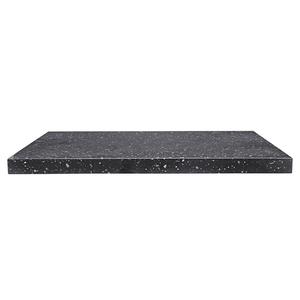 Waterside/Transition Workstop 600mm - Black Granite