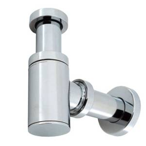 Cylindrical Shallow Bottle Trap