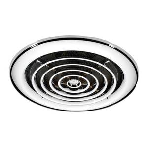 Rapide Chrome Inline Wet Room Extractor Fan