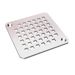 Square Stainless Steel Drain Cover