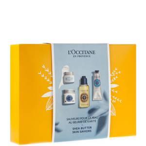 L'Occitane Shea Butter Skin Saviors 315g (Worth $38.50)