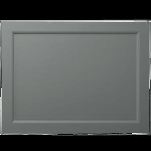 Savoy Bath End Panel 800mm - Charcoal Grey