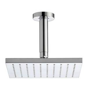 Fresh Square Fixed Shower Head (with ceiling arm)