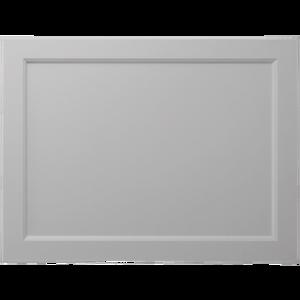 Savoy Bath End Panel 800mm - Gun Metal Grey