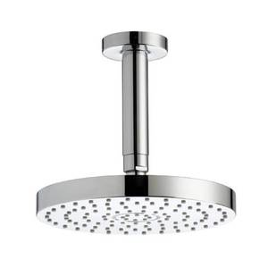 Airdrop 180mm Fixed Shower Head (with ceiling arm)