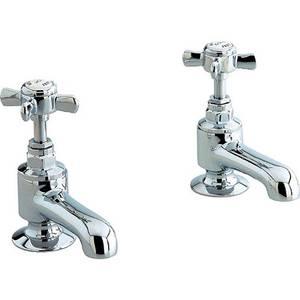 Bensham Cross Head Bath Taps