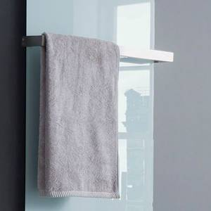 Polished Stainless Steel Towel Bar